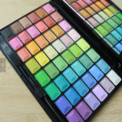Eyeshadow Cosmetics